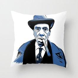Fred Armisen Throw Pillow