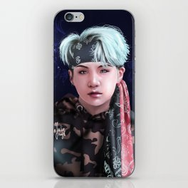 BTS - Mic Drop SUGA iPhone Skin
