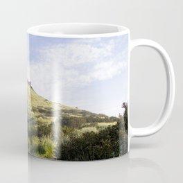 Sunny Mountain Sunrise Coffee Mug