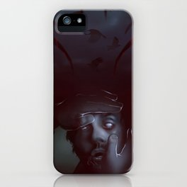 Will Graham from Hannibal iPhone Case