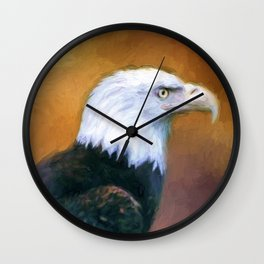 Strength and Honor Wall Clock