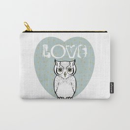 Ow Love Carry-All Pouch