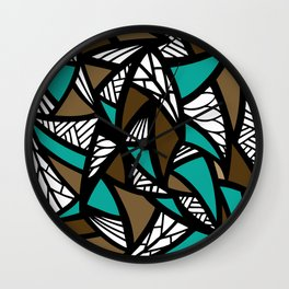 PolyDesign Mixplate Wall Clock