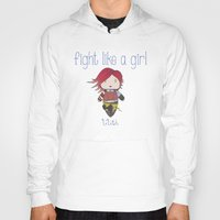 borderlands Hoodies featuring Fight Like a Girl   Lilith - Borderlands by ~ isa ~