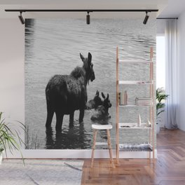 A Protective Mom Wall Mural