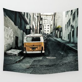 Flute Alley Wall Tapestry