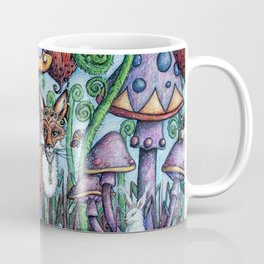 Fox Hollow Coffee Mug