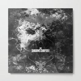 Chief - Shadows Chapter 1 Metal Print