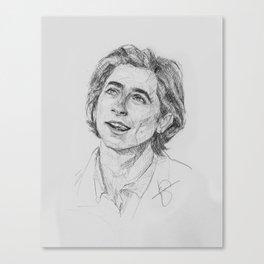 Timmy Canvas Print