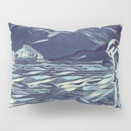 Isla de la Luna Pillow Sham