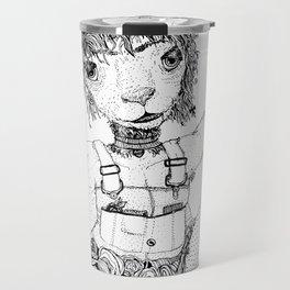 It's a Ewe Year  Travel Mug