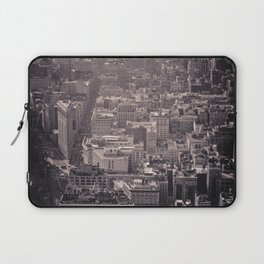 On the top of the World Laptop Sleeve