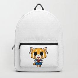 Aggretsuko Loves You! Backpack
