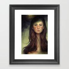 The Patchwork Spouse Framed Art Print