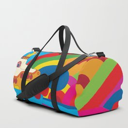 Yellow Submarine Duffle Bag