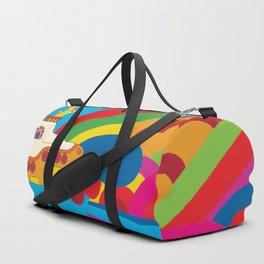 Yellow Submarine Duffle Bag