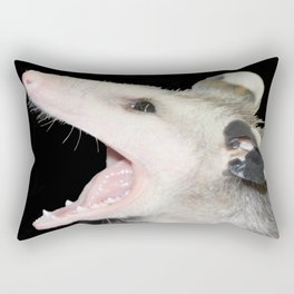 Say Ahhhhh Rectangular Pillow