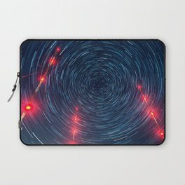 Whirling Above Laptop Sleeve