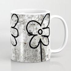 Sidewalk Flower Mug