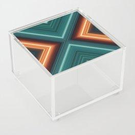Cyberpunk Garden Acrylic Box