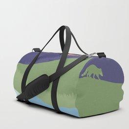 Vancouver Landscape Duffle Bag