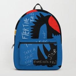 Blue Man Jazz Backpack