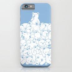 Bear T-Shirt Hibernation Kids iPhone 6s Slim Case