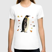 penguin T-shirts featuring penguin by gazonula