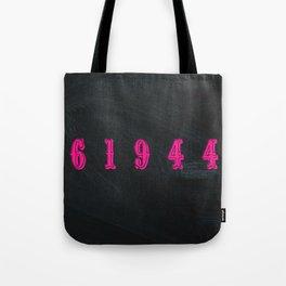 Paris, Illinois Tote Bag