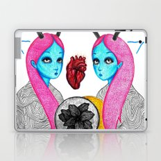 The Acid Sisters Laptop & iPad Skin