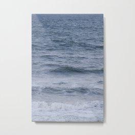virginia beach ocean 10 Metal Print
