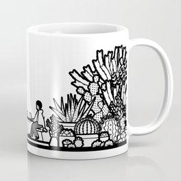 Chai and Cacti II Coffee Mug