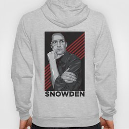 Edward snowden Hoody