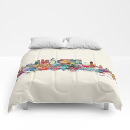 Cape Town South Africa Comforters