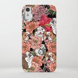 Because English Bulldog iPhone Case
