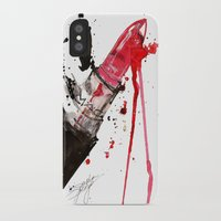 mac iPhone & iPod Cases featuring MAC by Sasha Spring Illustration