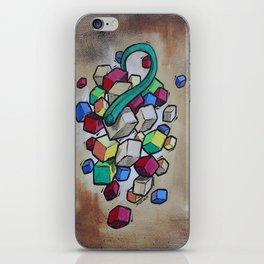 Cubist Grapes iPhone Skin