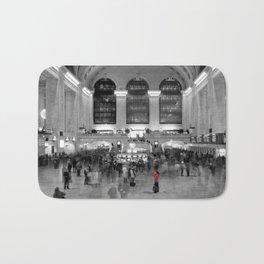 Grand Central Station - New York Photography Bath Mat