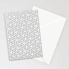 Karthuizer Grey & White Pattern Stationery Cards