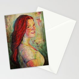 Mary #2 Stationery Cards