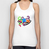 sam smith Tank Tops featuring Sam by Grace Isabel