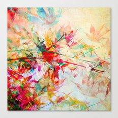 Abstract Autumn 2 Canvas Print
