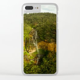 Wentworth Falls- Blue Mountains Clear iPhone Case