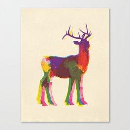 Dear Art Print Canvas Print