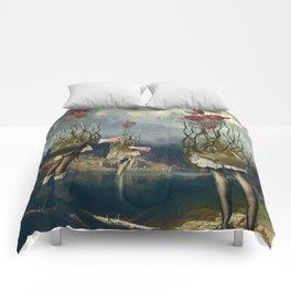 A SECRET PLACE Comforters