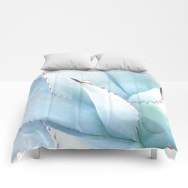 Teal Agave Comforters