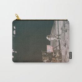 Moon Landing - Stanley Kubrick outtakes Carry-All Pouch