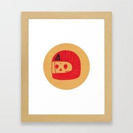 Always Safe Framed Art Print