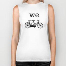 We-Tandem Biker Tank