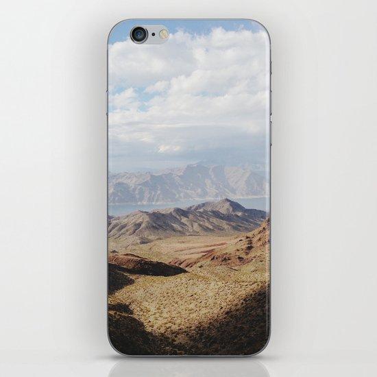 Lake Mead iPhone & iPod Skin